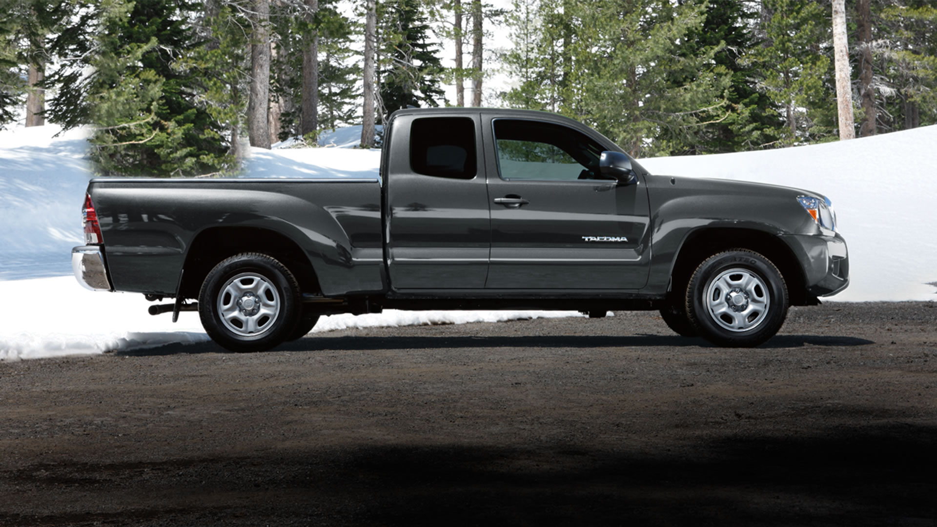 TOYOTA Tacoma Access Cab specs & photos - 2011, 2012, 2013 ...