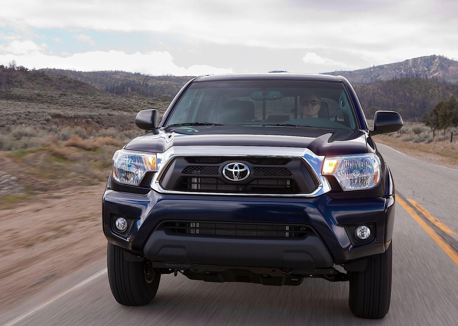 2015 Toyota Supra Price >> TOYOTA Tacoma Double Cab specs & photos - 2011, 2012, 2013 ...
