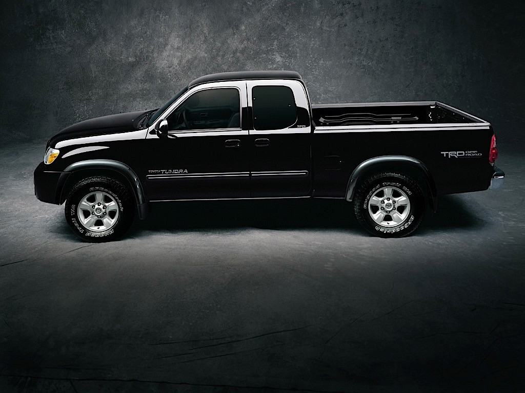 TOYOTA Tundra Access Cab specs & photos - 1999, 2000, 2001 ...