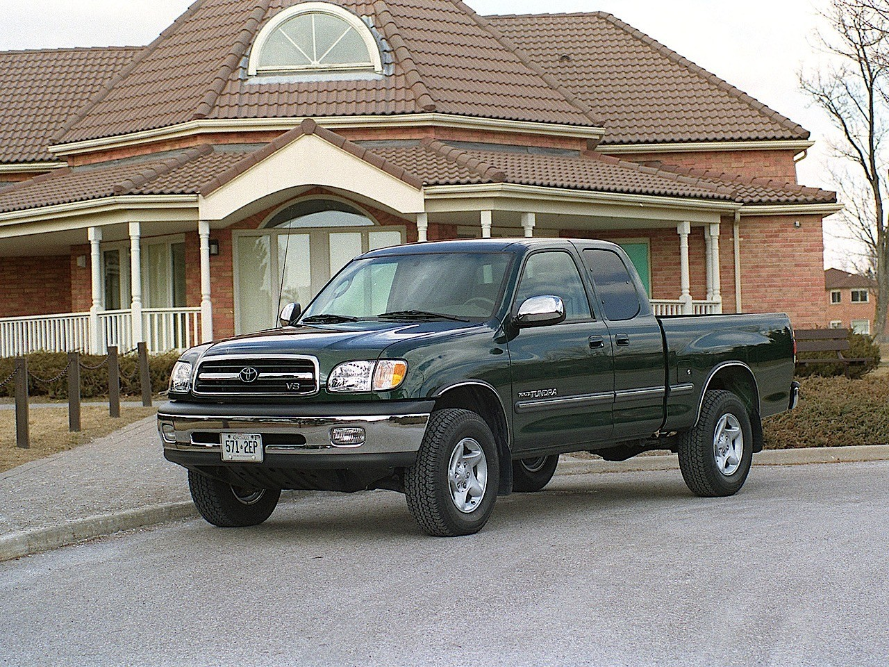 Kelley Blue Book For Rvs >> 2003 Toyota tundra access cab specifications