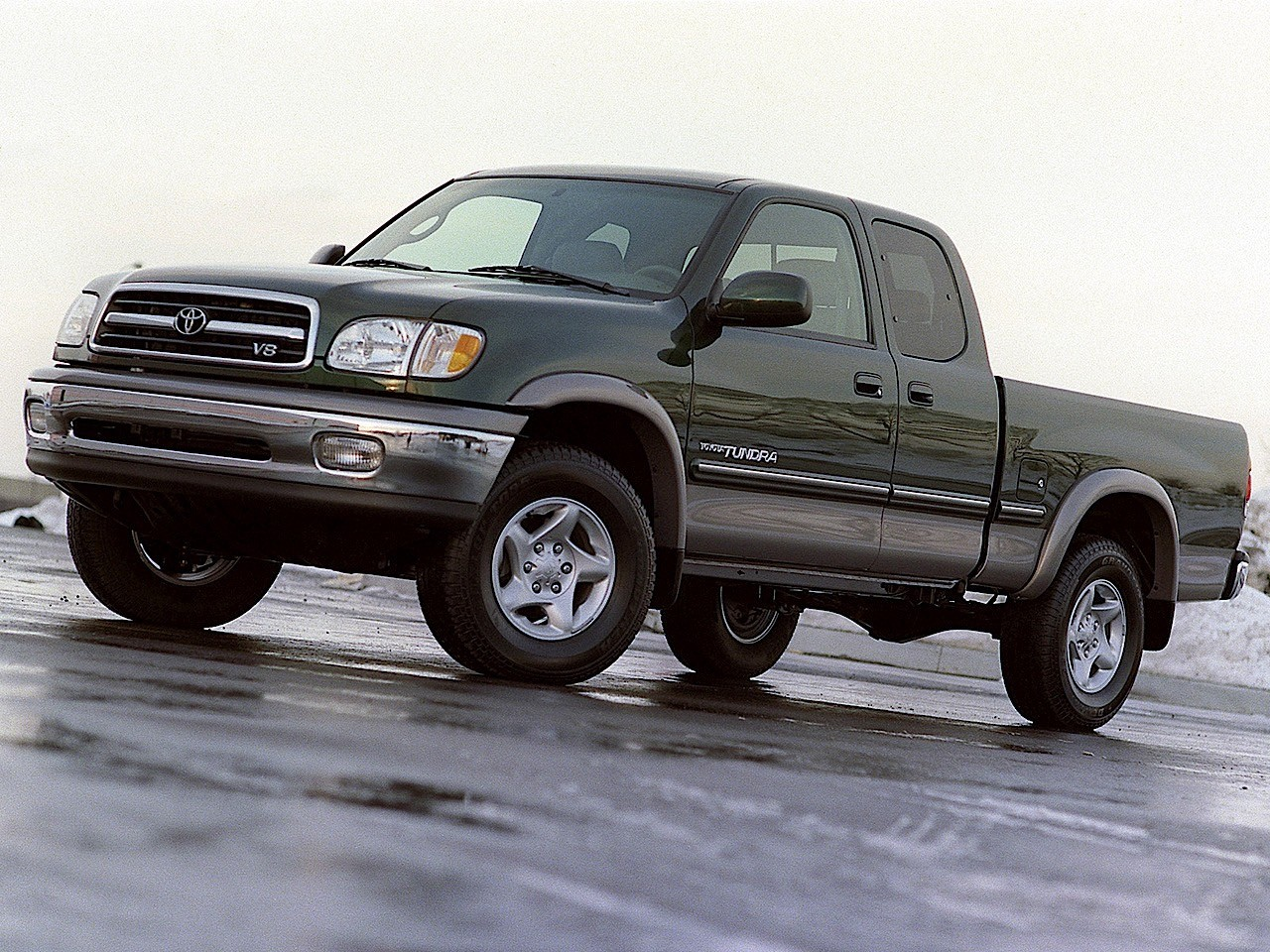 Toyota Tundra Access Cab 1999 2003