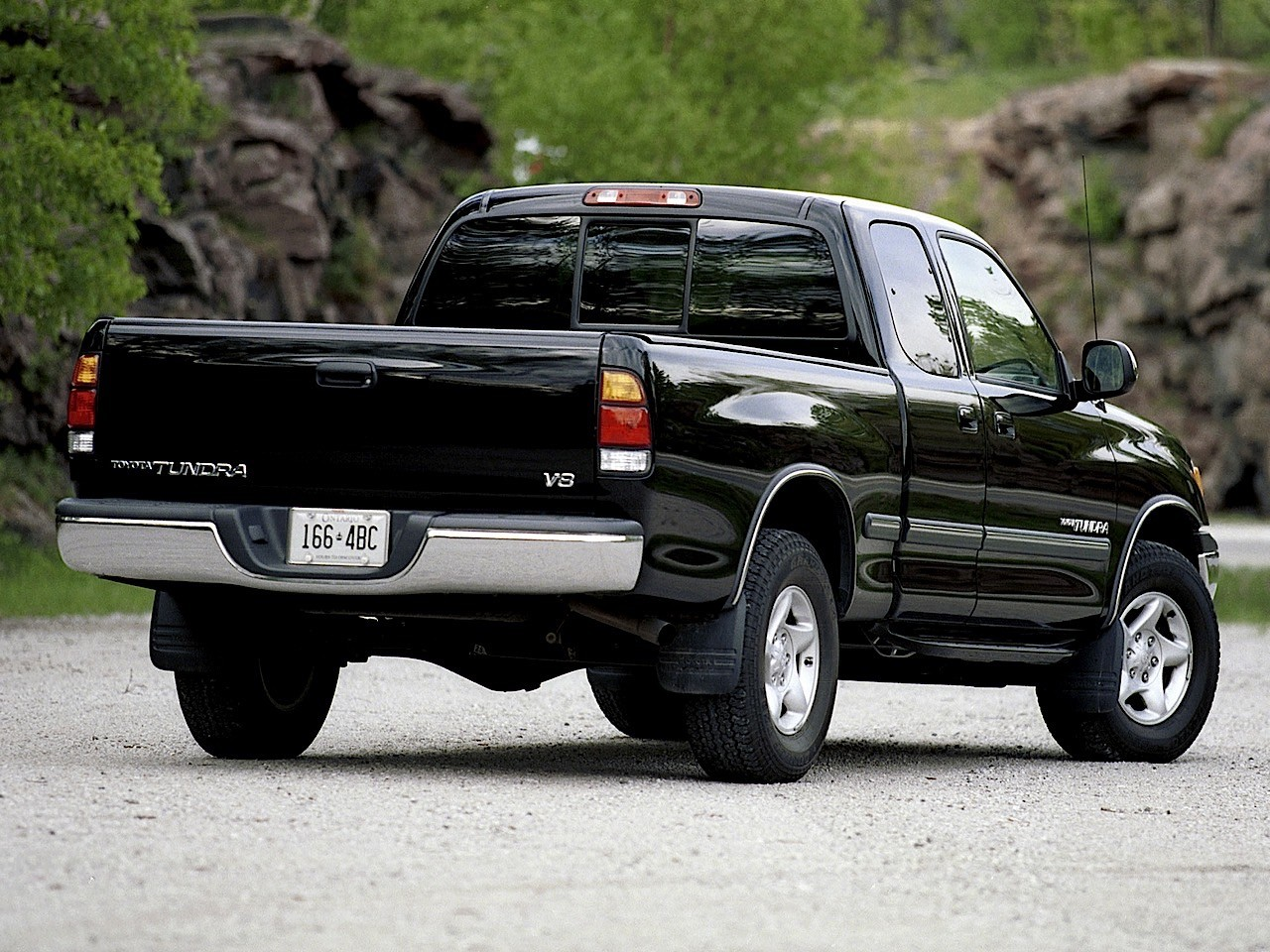 Toyota Tundra Lifted >> TOYOTA Tundra Access Cab specs & photos - 1999, 2000, 2001, 2002, 2003 - autoevolution