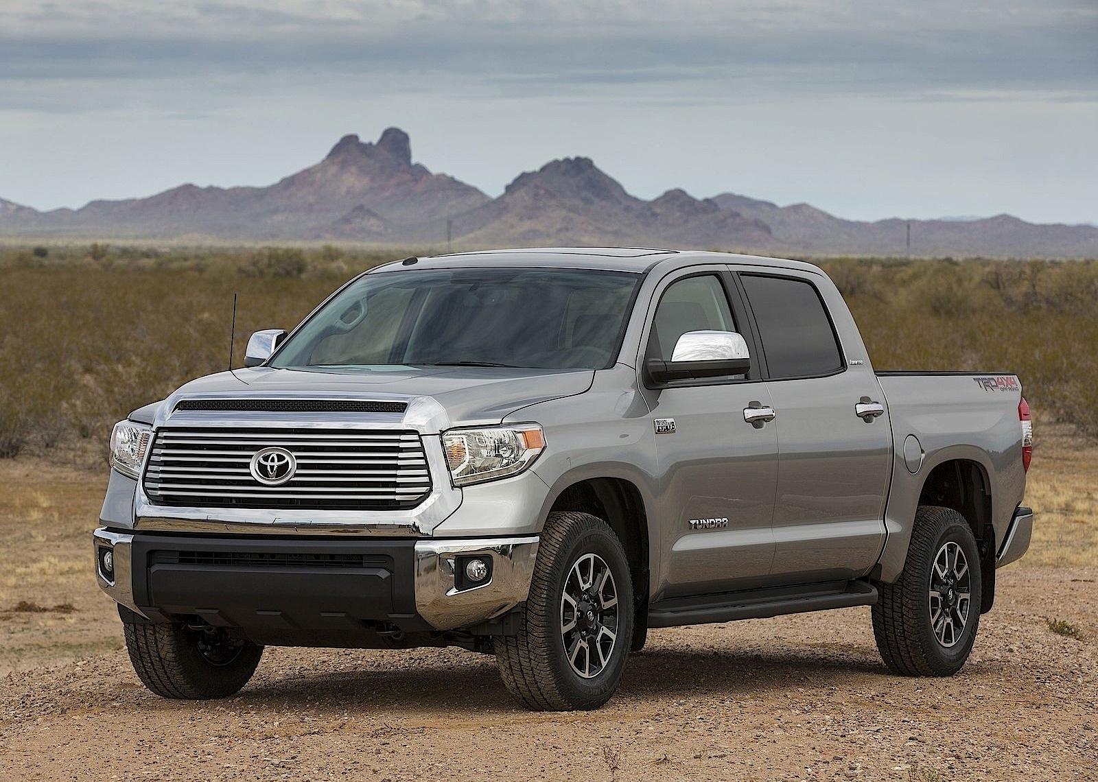 Toyota Tundra Crew Cab 2017 Present