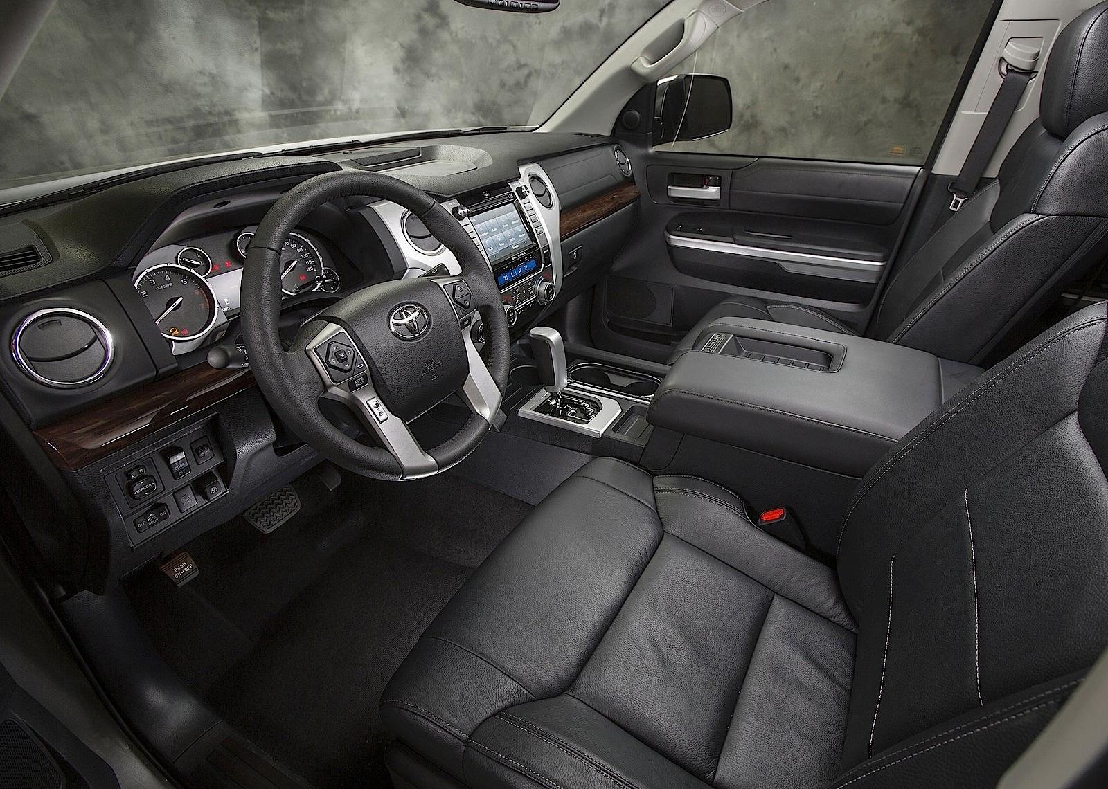 Toyota Tundra Double Cab Specs Amp Photos 2013 2014 2015