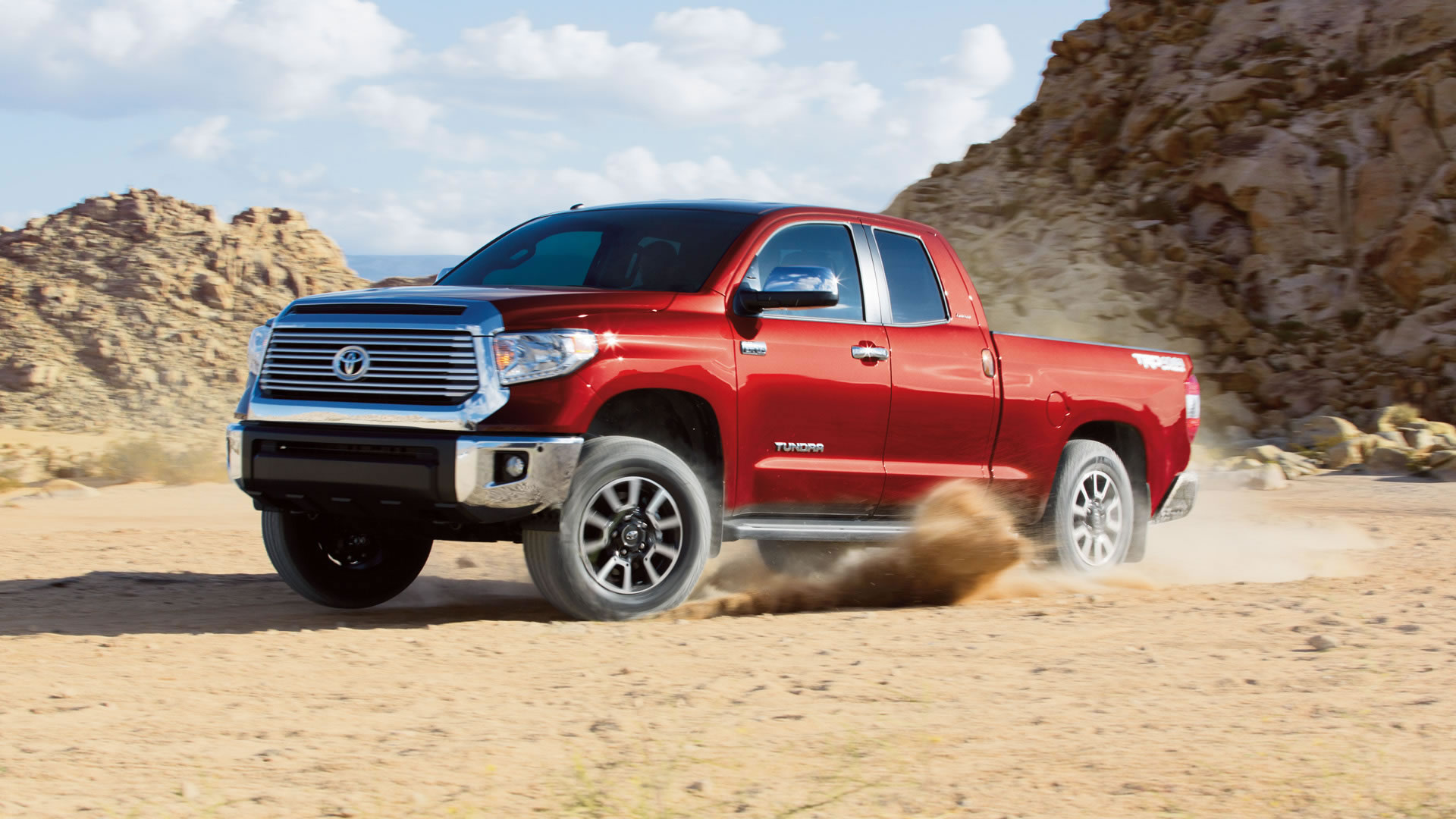 TOYOTA Tundra Double Cab specs & photos - 2013, 2014, 2015 ...