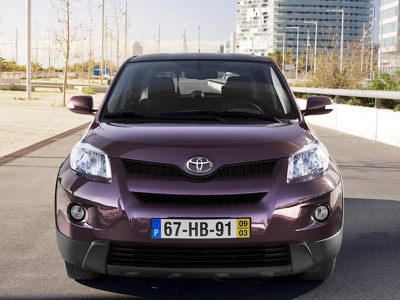 Toyota Urban Cruiser Specs 2009 2010 2011 2012 2013
