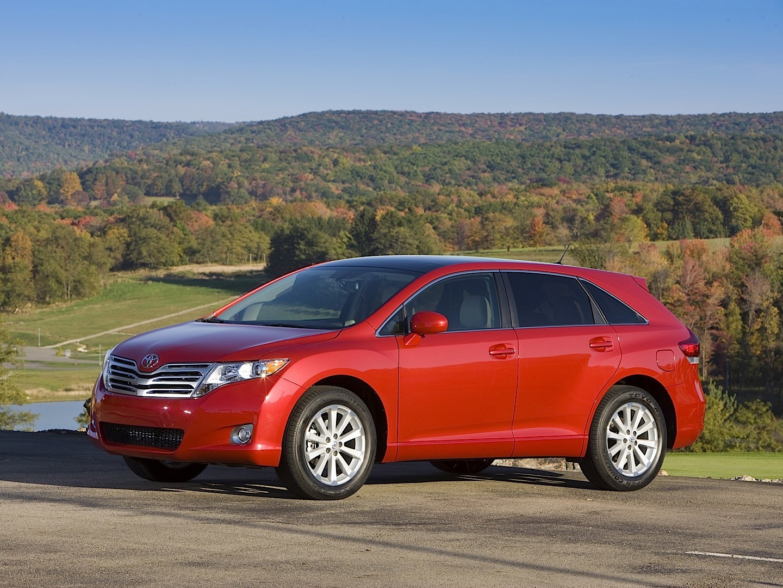 2016 Toyota Venza >> TOYOTA Venza - 2009, 2010, 2011, 2012, 2013, 2014, 2015 ...