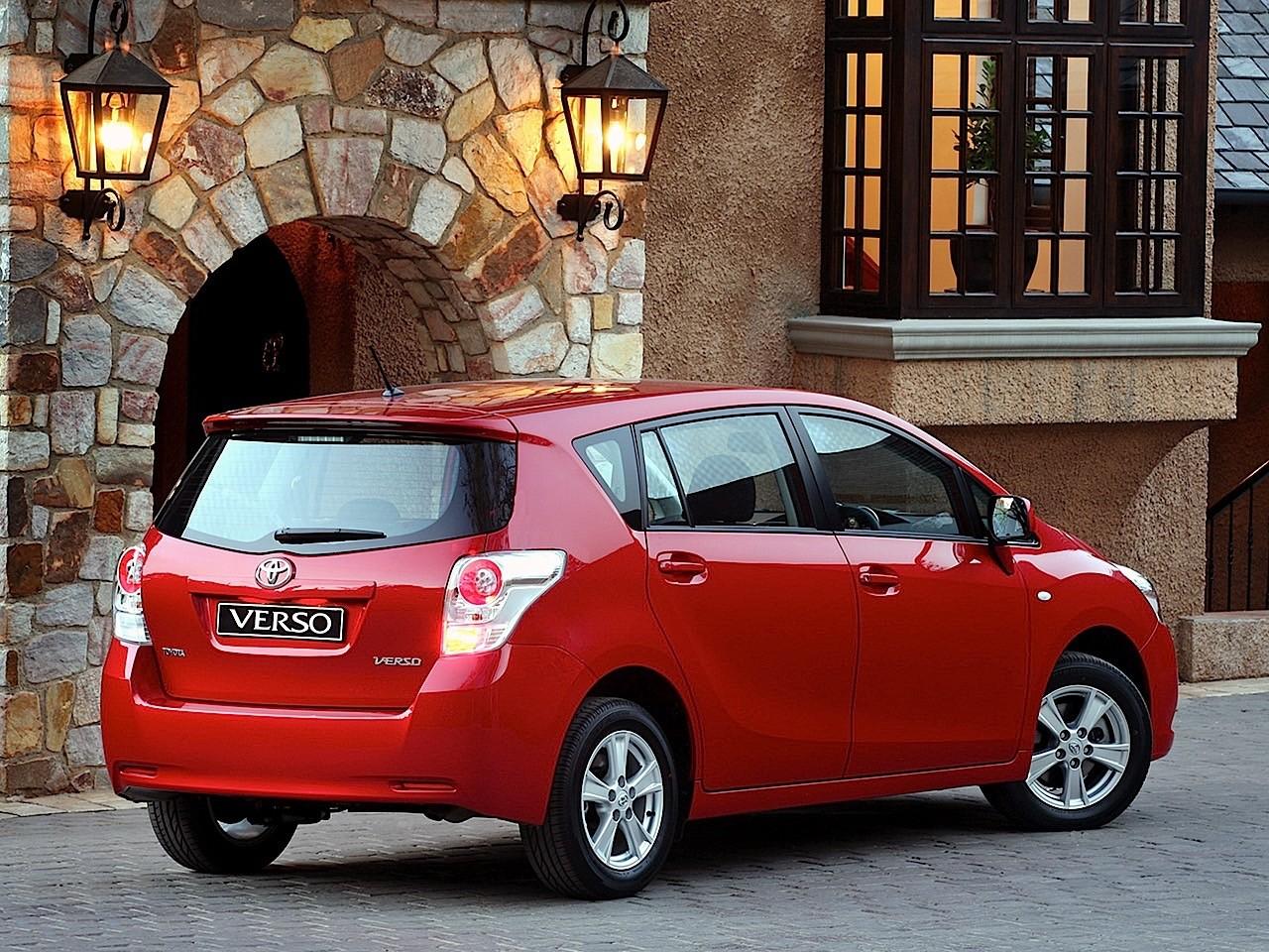 Toyota Verso Specs Amp Photos 2009 2010 2011 2012 2013