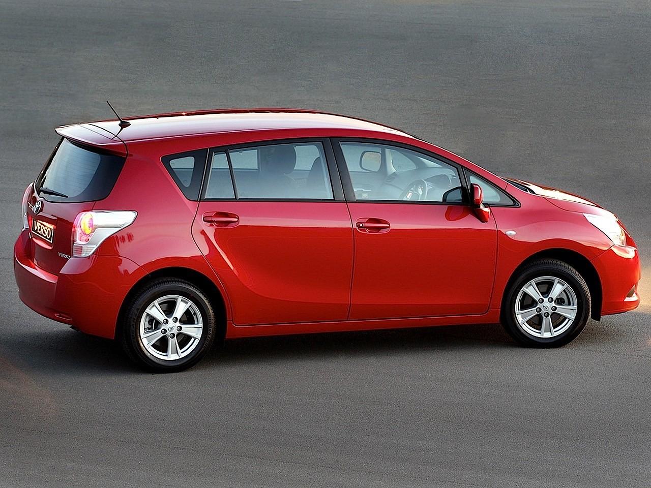 Toyota Tundra Diesel >> TOYOTA Verso specs & photos - 2009, 2010, 2011, 2012, 2013 ...