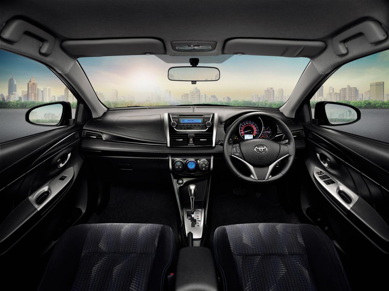 Toyota Vios Specs 2013 2014 2015 2016 2017 2018