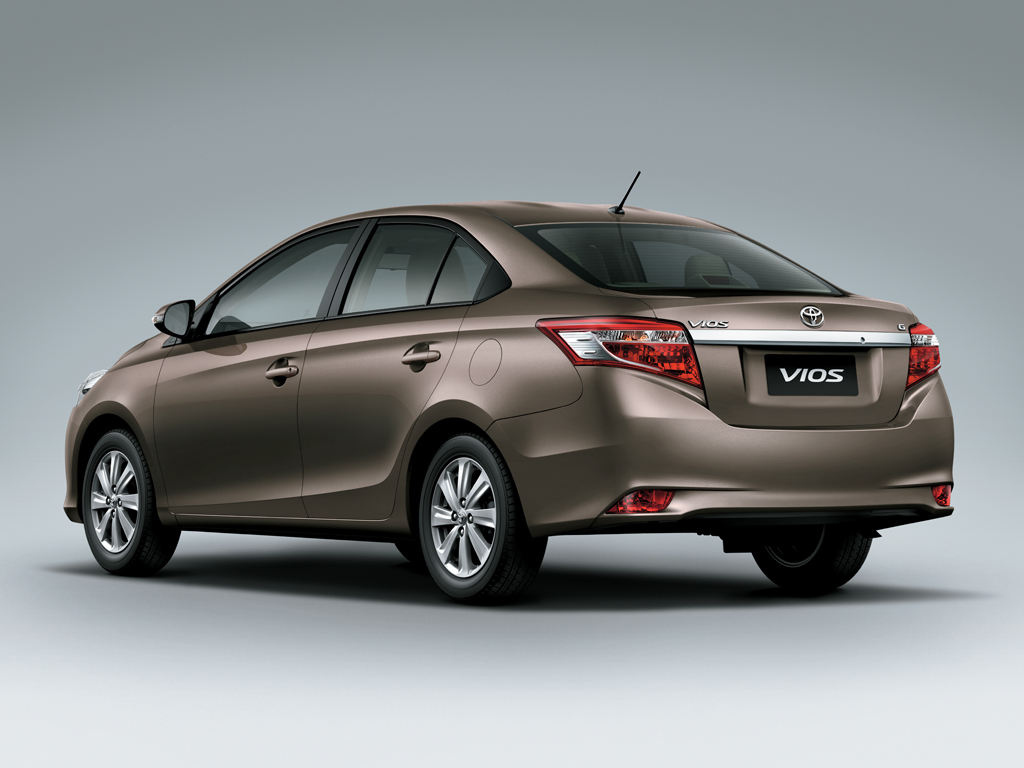 TOYOTA Vios Photo Gallery #34/52