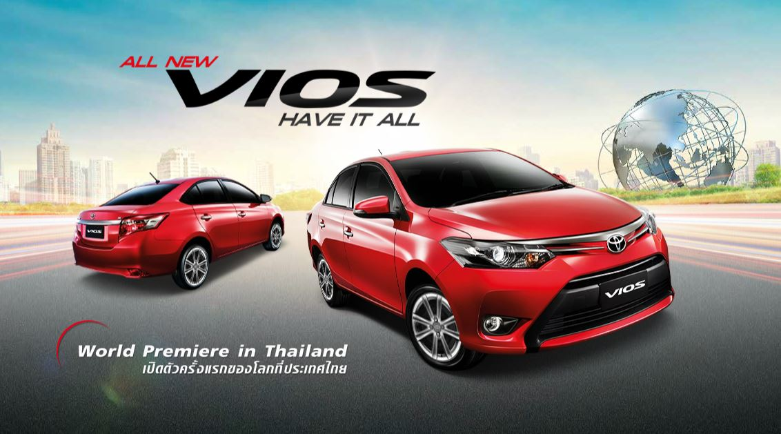 TOYOTA Vios Photo Gallery #4/52