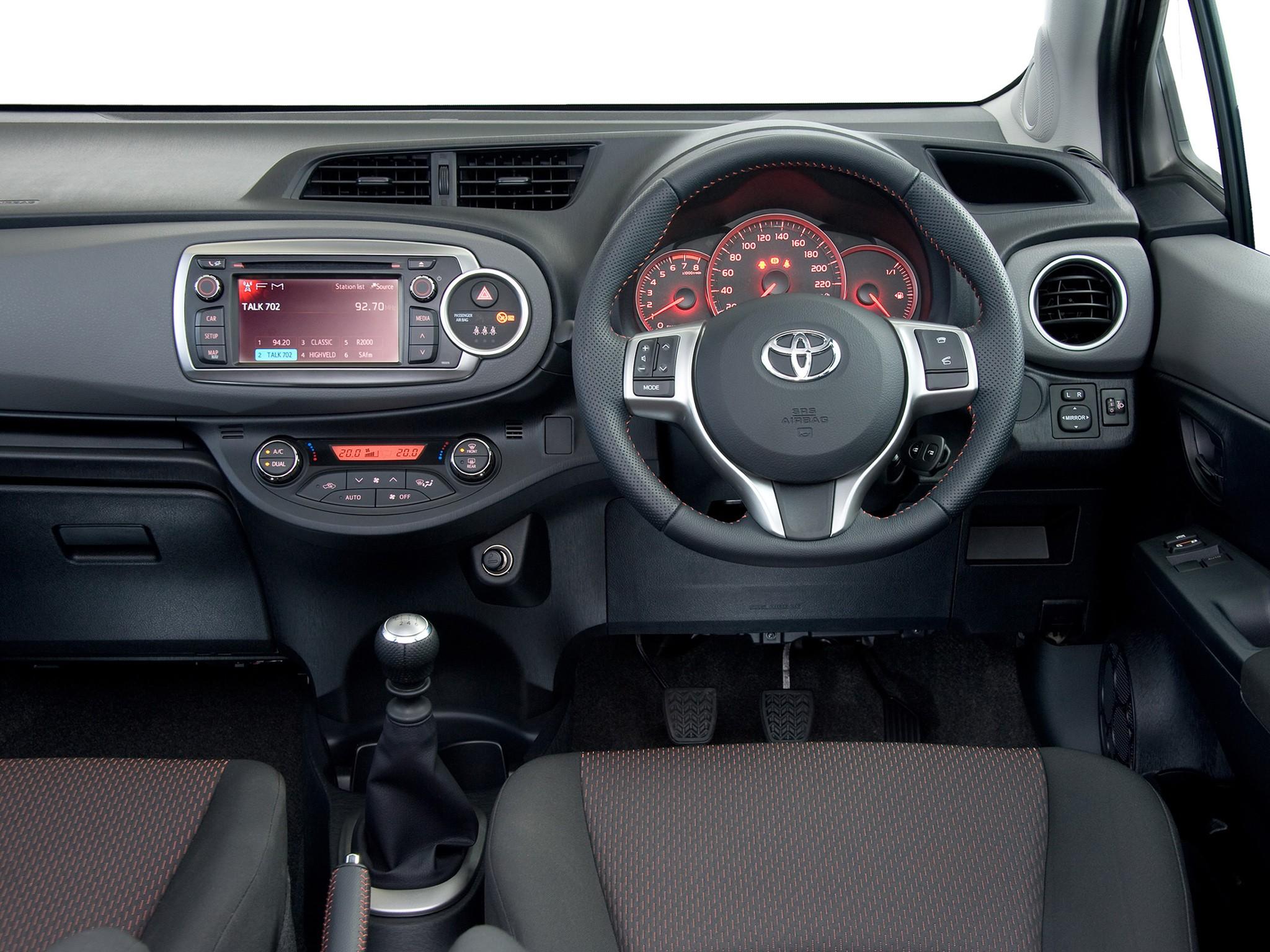 Toyota Yaris 3 Doors Specs 2011 2012 2013 2014