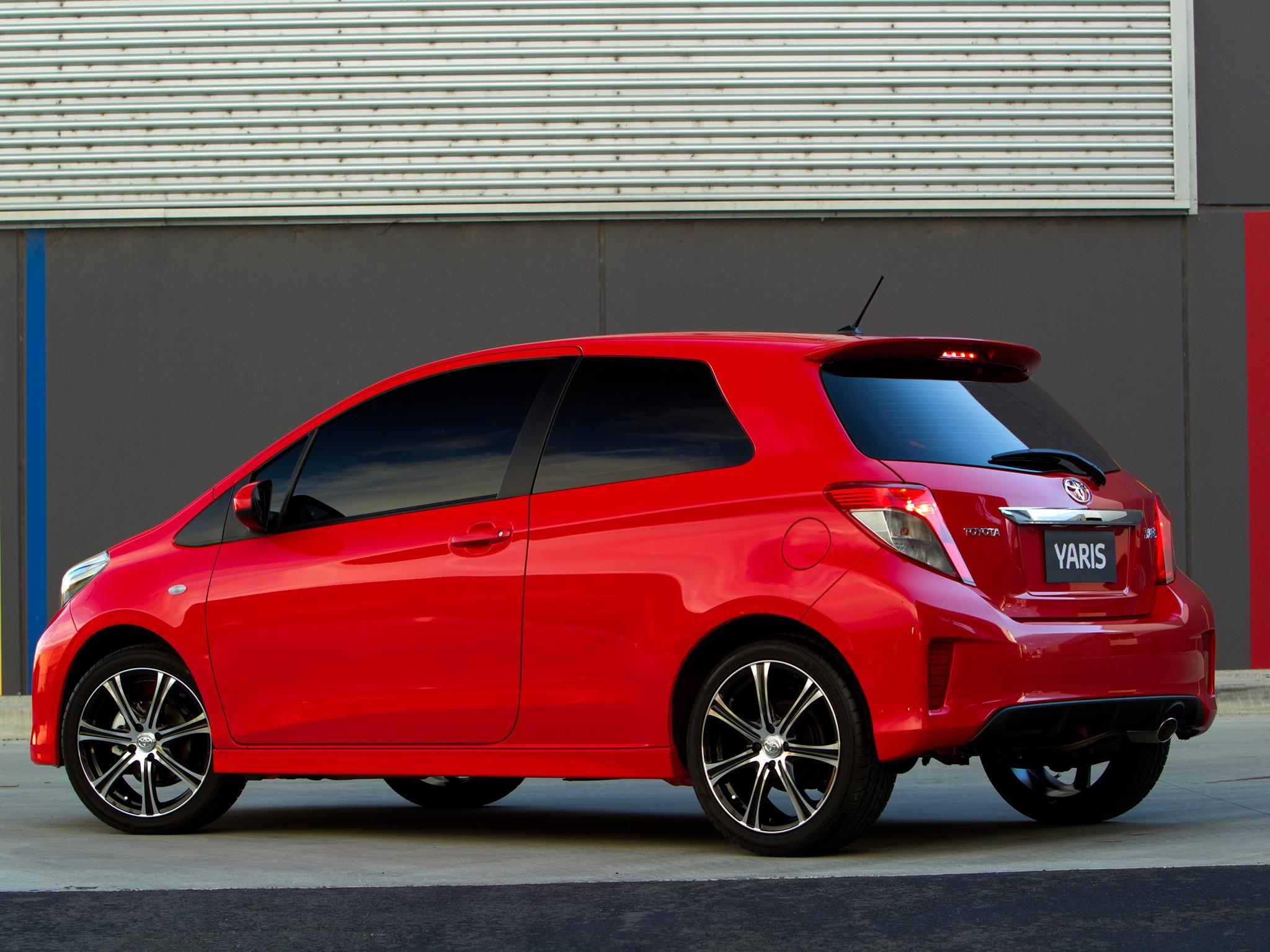 Toyota Yaris 3 Doors 2011 2012 2013 2014 Autoevolution