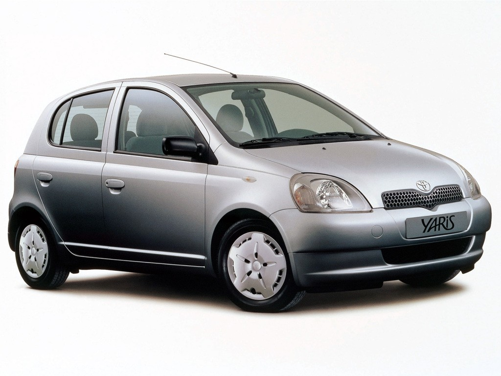 Toyota Yaris 5 Doors Specs  U0026 Photos - 1999  2000  2001  2002  2003