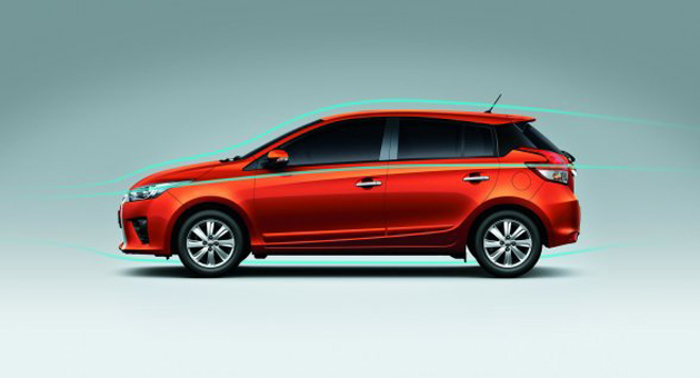 TOYOTA Yaris Hatchback specs & photos - 2013, 2014, 2015 ...