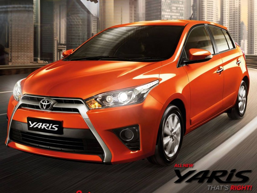 TOYOTA Yaris Hatchback specs - 2013, 2014, 2015, 2016 ...