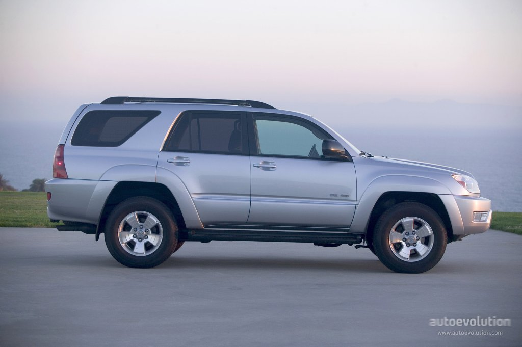 Toyota 4runner Specs Photos 2003 2004 2005 2006 2007 2008 2009 Autoevolution