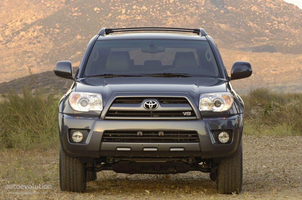 Toyota 4runner Specs Amp Photos 2003 2004 2005 2006 2007 2008 2009 Autoevolution