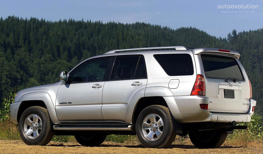 Toyota 4runner Specs  U0026 Photos