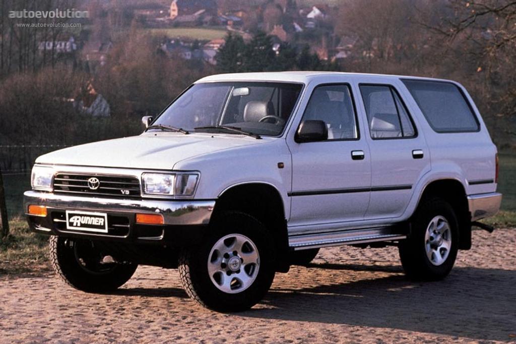 Toyota 4runner specs 1990 1991 1992 1993 1994 1995 for 1990 toyota 4runner rear window motor