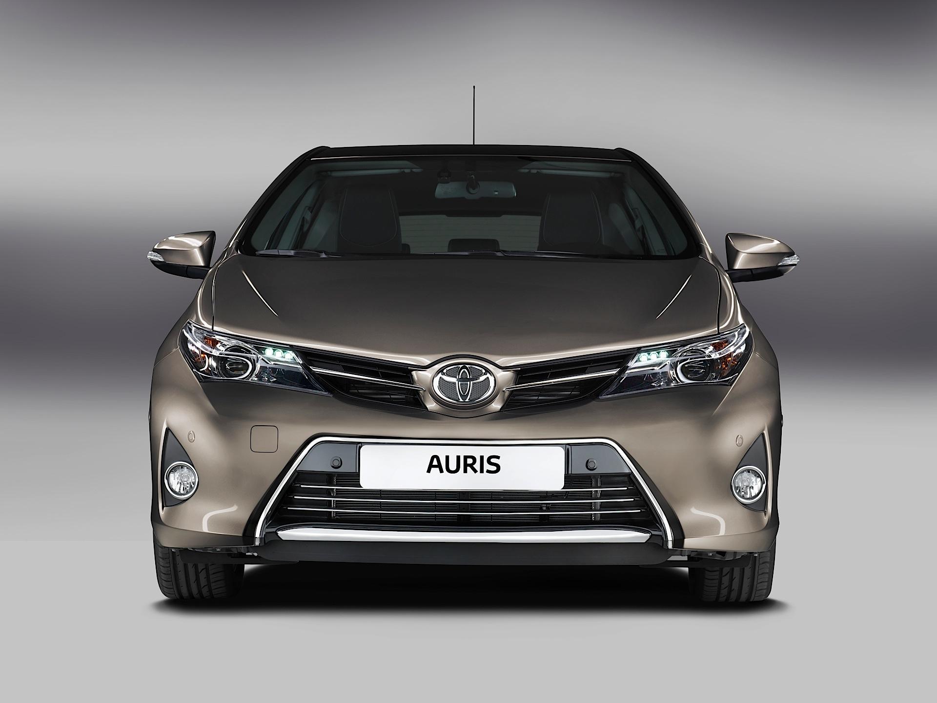 toyota auris 5 doors specs - 2013, 2014, 2015 - autoevolution