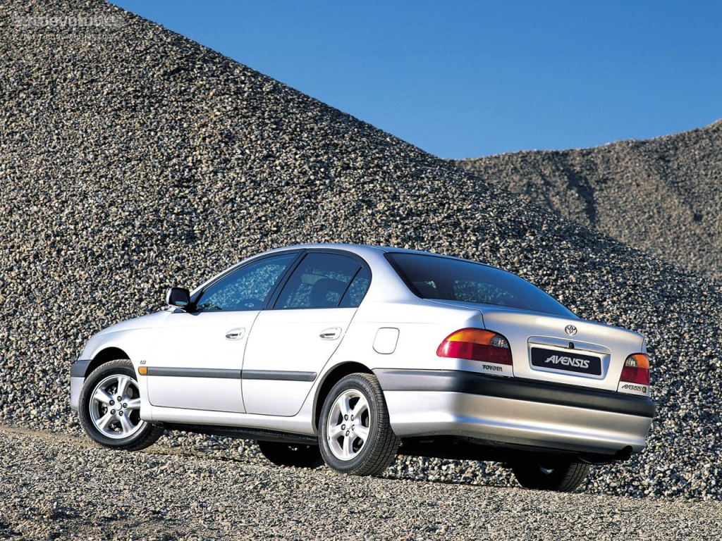 Toyota Supra Estate >> TOYOTA Avensis specs & photos - 1997, 1998, 1999, 2000 - autoevolution