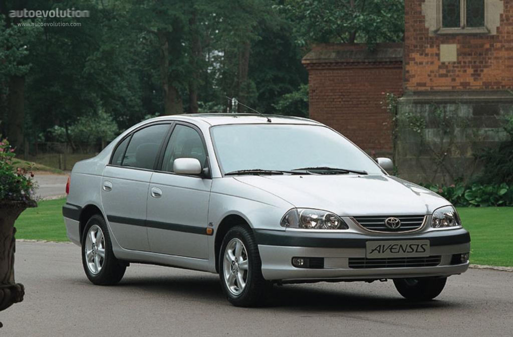 Toyota Avensis 2000 2001 2002 2003 Autoevolution