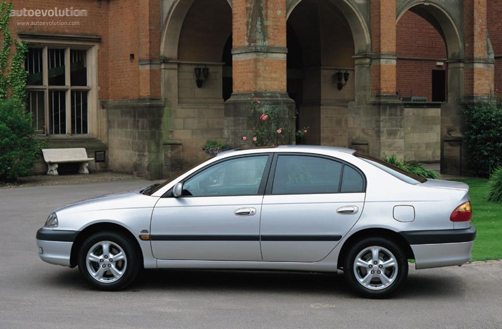 TOYOTA Avensis - 2000, 2001, 2002, 2003 - autoevolution