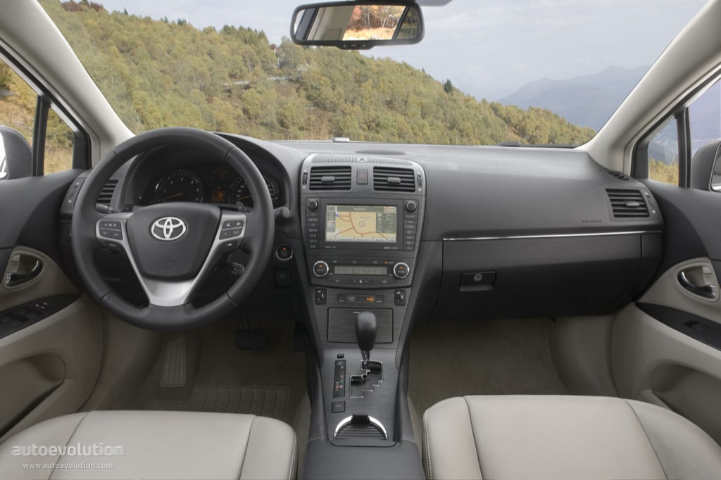 Toyota Diesel Engines >> TOYOTA Avensis specs & photos - 2009, 2010, 2011 ...