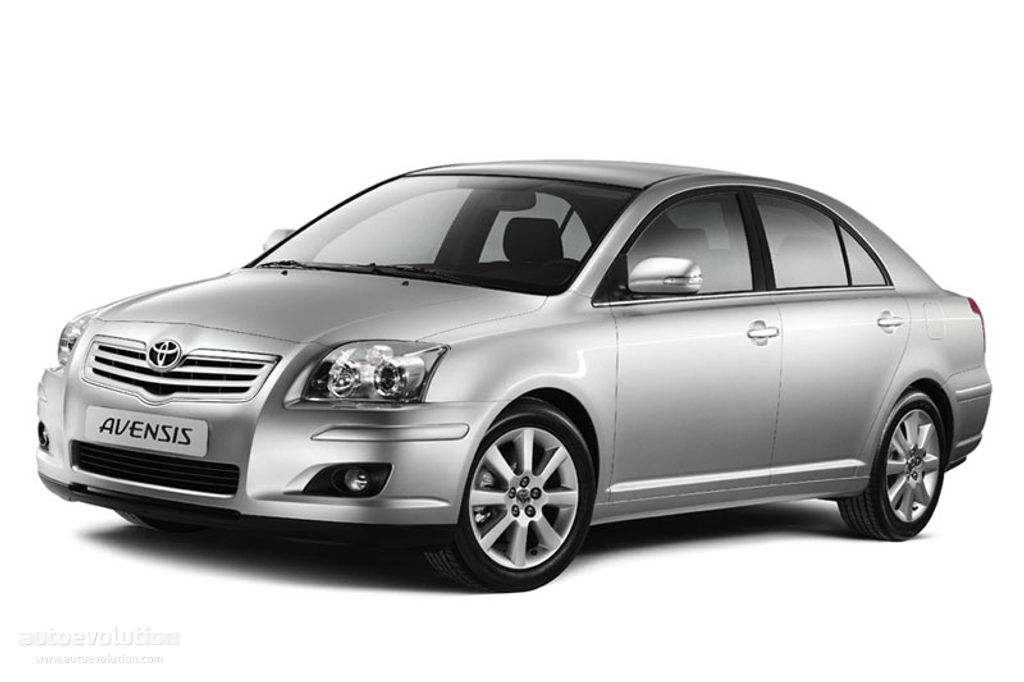 toyota avensis liftback 2006 2007 2008 autoevolution. Black Bedroom Furniture Sets. Home Design Ideas