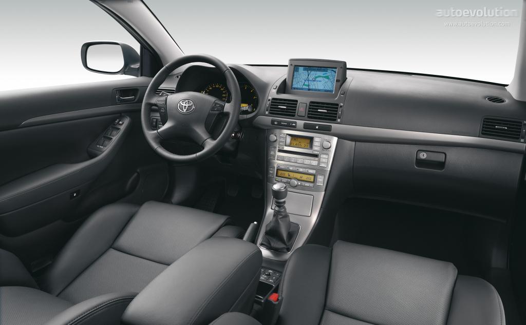 Toyotaavensisliftback on Toyota 4 0 Engine
