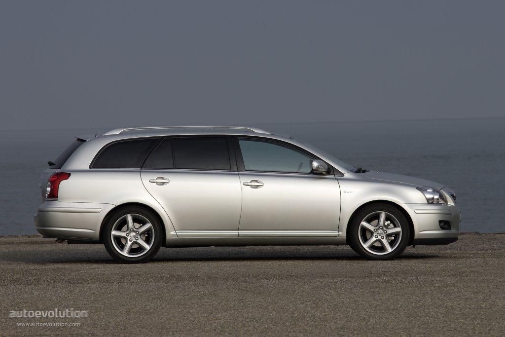 toyota avensis wagon specs 2006 2007 2008 autoevolution. Black Bedroom Furniture Sets. Home Design Ideas