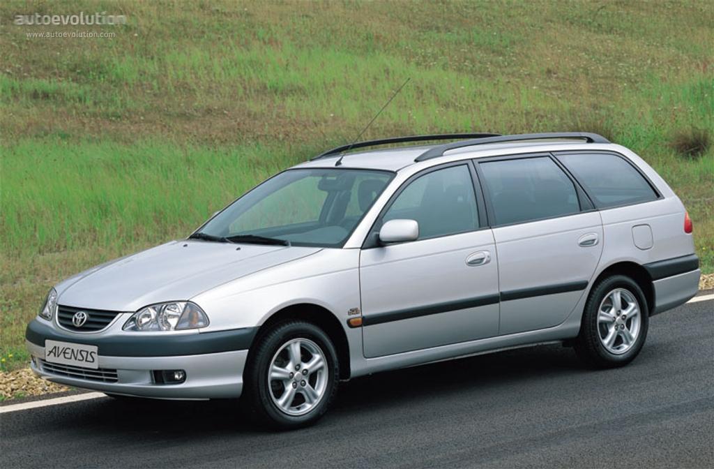 toyota avensis wagon specs - 2000, 2001, 2002, 2003 - autoevolution