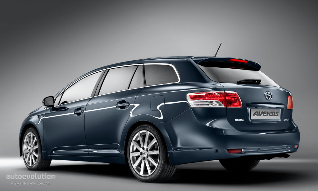toyota avensis wagon specs 2009 2010 2011 2012 2013 2014 2015 autoevolution. Black Bedroom Furniture Sets. Home Design Ideas