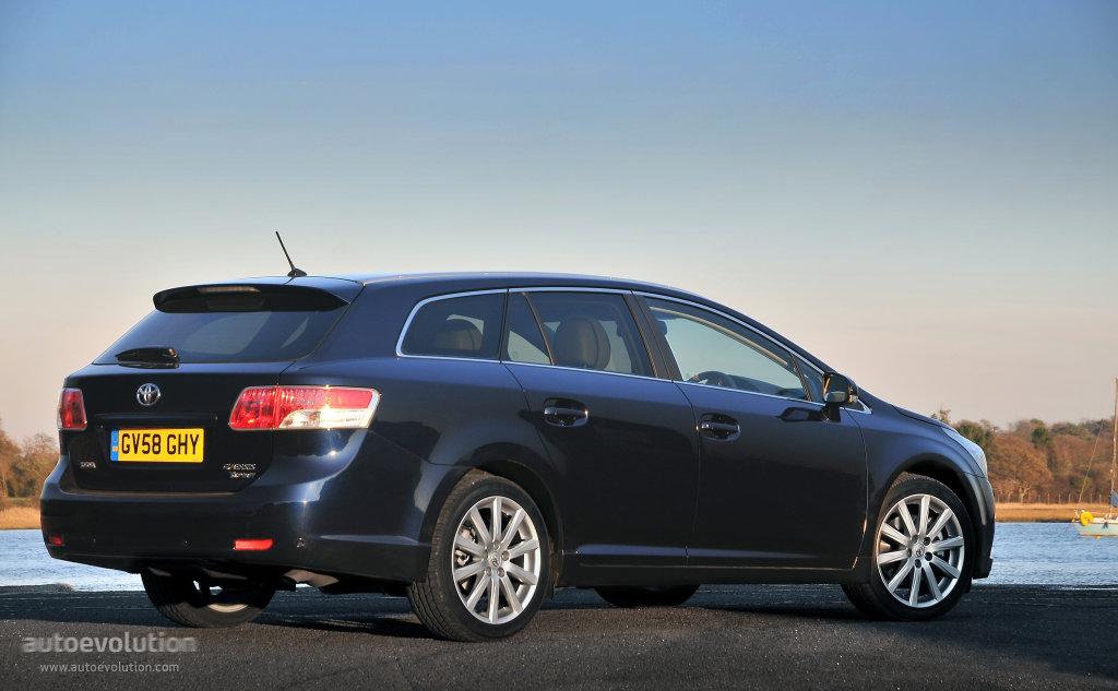 Toyota Corolla 2010 Model >> TOYOTA Avensis Wagon specs & photos - 2009, 2010, 2011, 2012, 2013, 2014, 2015 - autoevolution