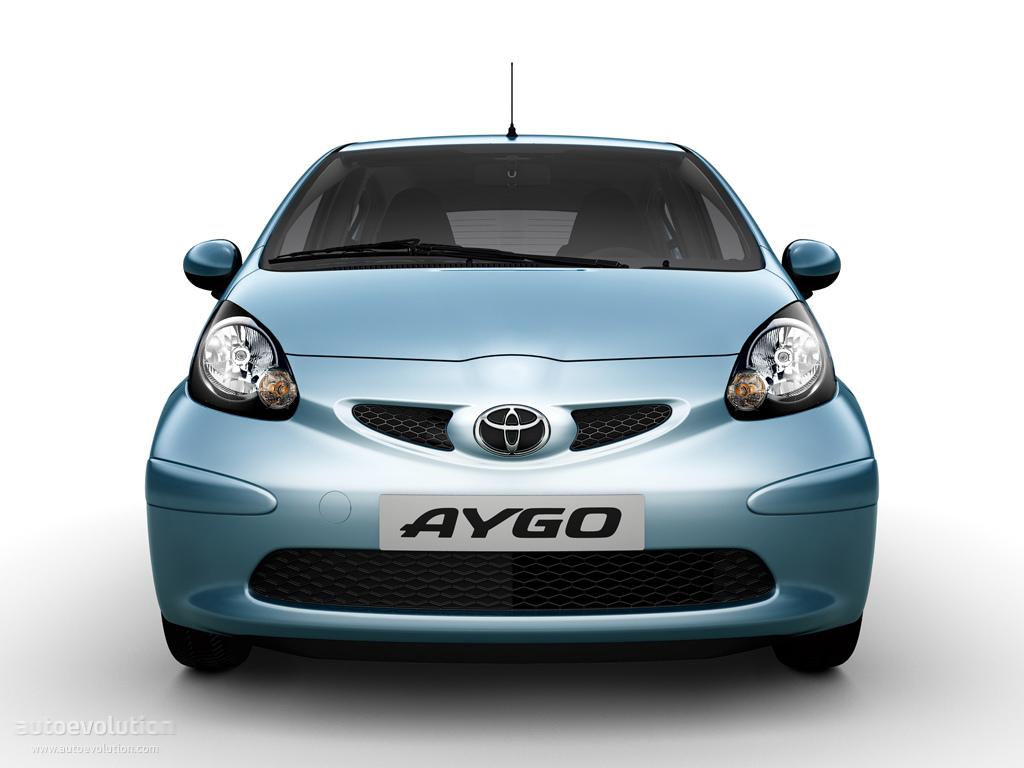Toyota Aygo 5 Doors Specs Amp Photos 2005 2006 2007