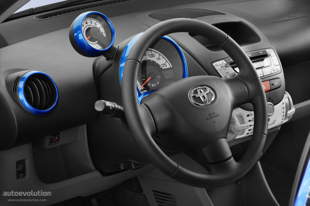 Toyota Aygo 3 Doors Specs Photos 2009 2010 2011 2012 2013