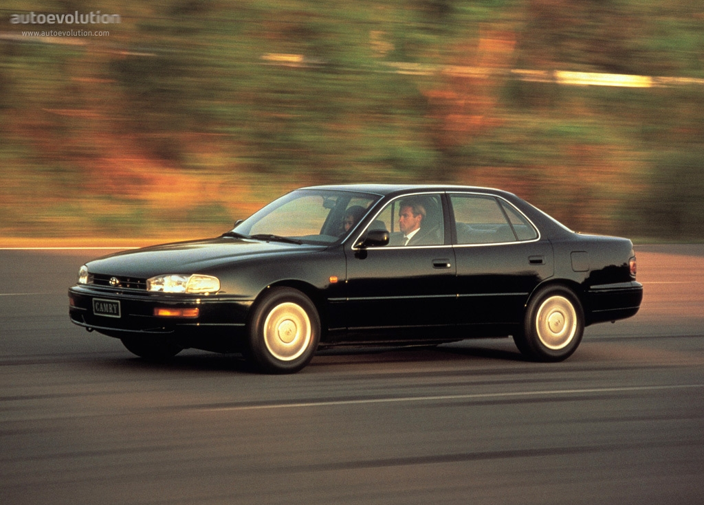 1996 toyota camry horsepower