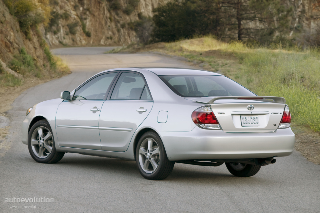 Toyota Camry Specs Photos 2001 2002 2003 2004 Autoevolution