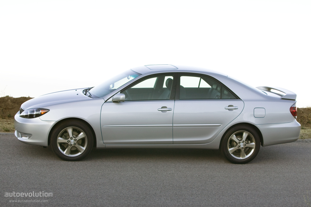 Toyota Camry 2001 2002 2003 2004 Autoevolution