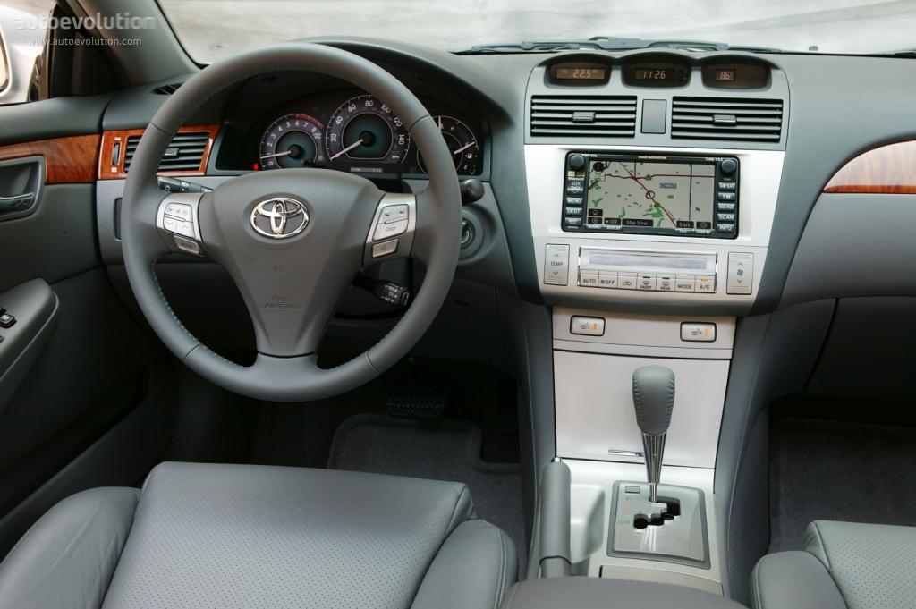 Toyota Camry Solara Specs Amp Photos 2004 2005 2006