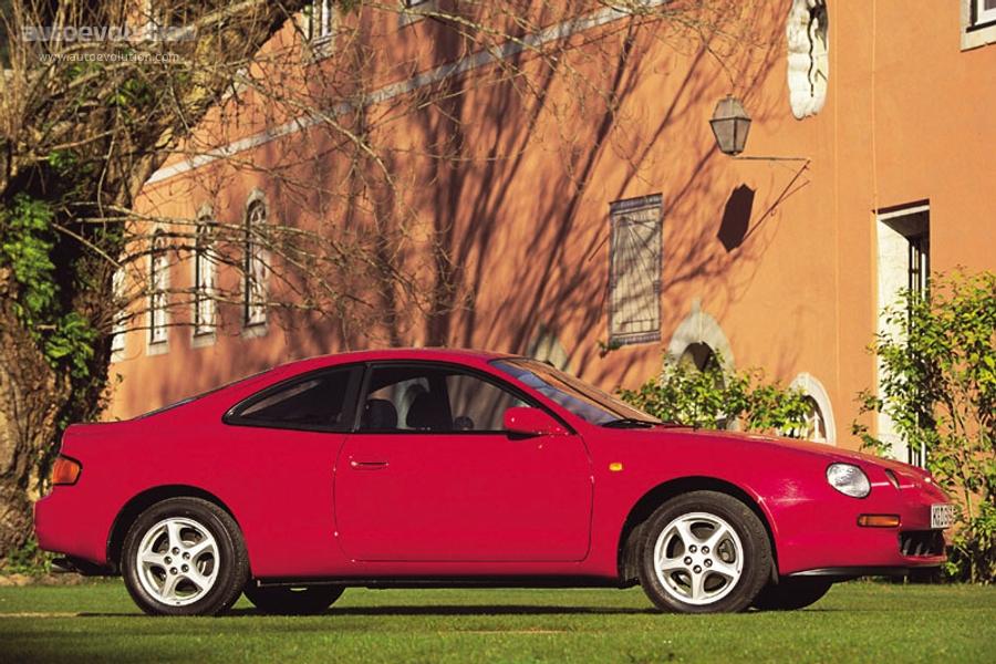 Toyota celica 1995 specs