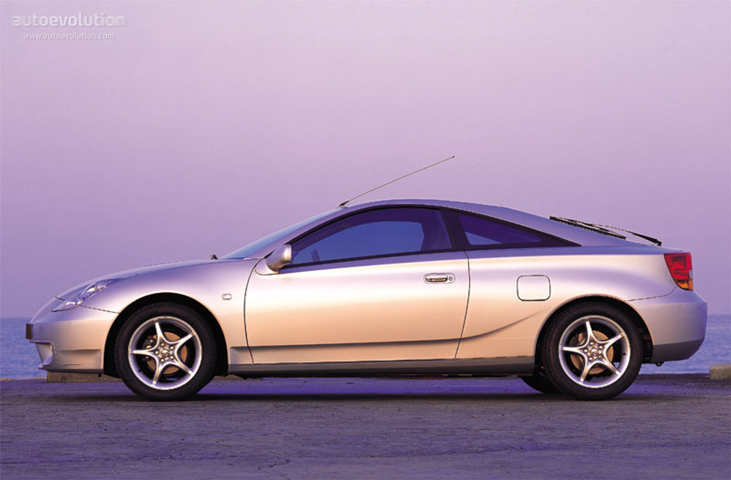 Toyota Tacoma Evolution >> TOYOTA Celica specs & photos - 1999, 2000, 2001, 2002 - autoevolution