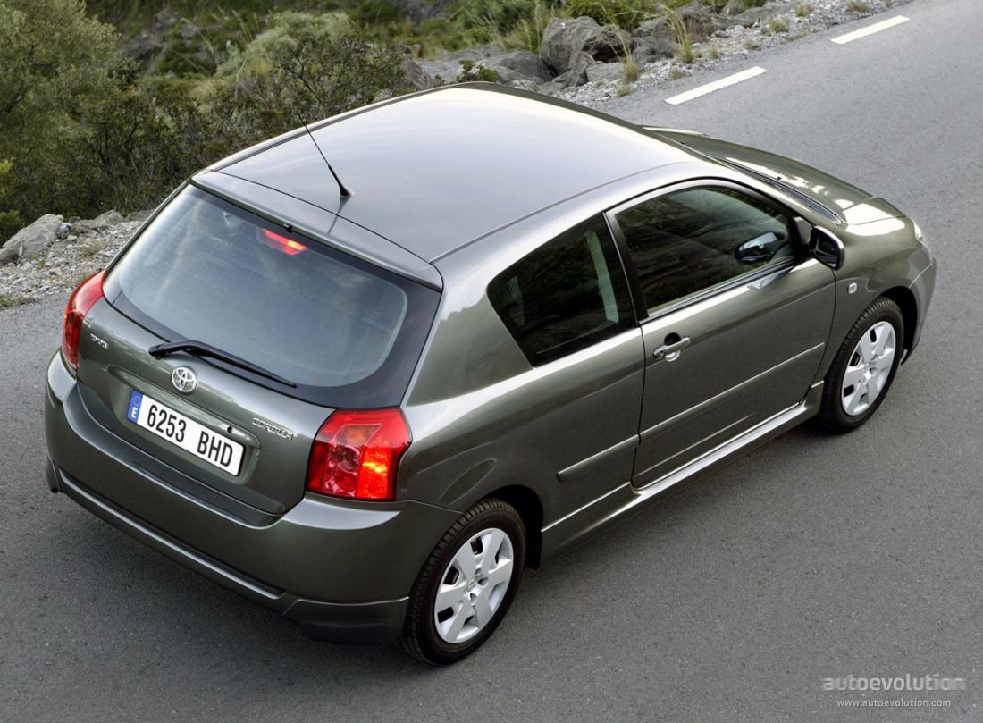 TOYOTA Corolla 3 Doors - 2004, 2005, 2006, 2007 ...