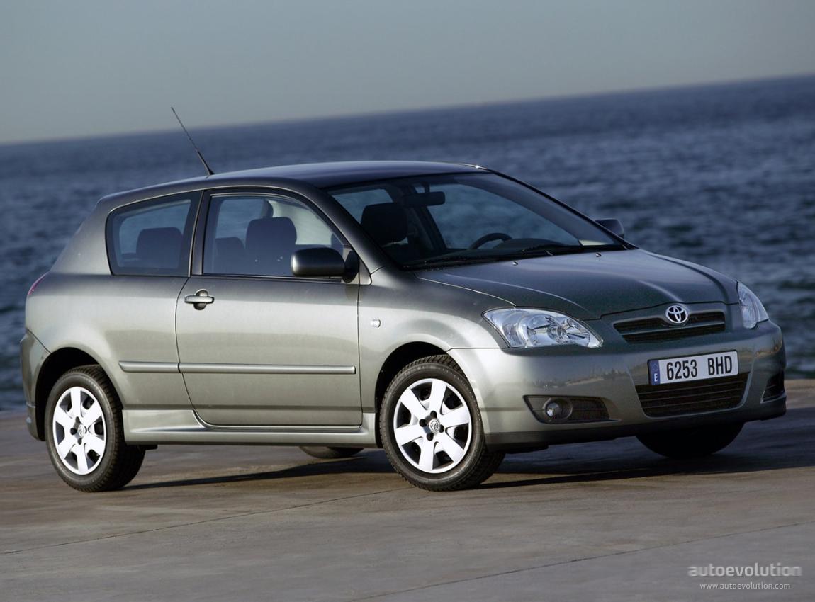 Toyota Corolla Model 2005 >> TOYOTA Corolla 3 Doors - 2004, 2005, 2006, 2007 - autoevolution