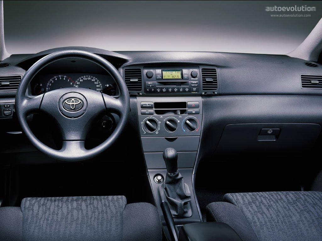 Toyota Corolla 3 Doors Specs Amp Photos 2002 2003 2004