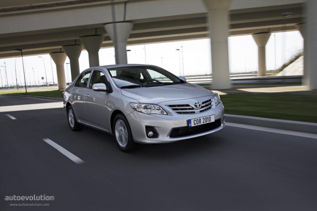 TOYOTA Corolla specs  2010 2011 2012 2013  autoevolution
