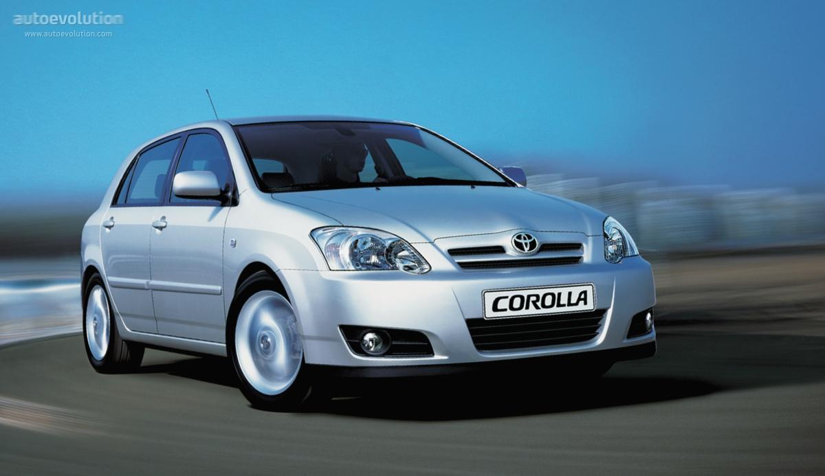 Toyota Corolla 5 Doors Specs Amp Photos 2004 2005 2006