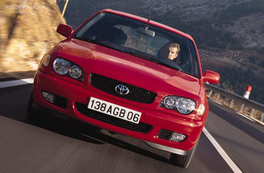 toyota corolla 3 doors specs - 2000, 2001, 2002 - autoevolution
